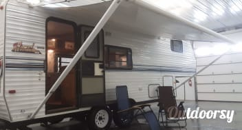 1997 Skyline Nomad Trailer Coach