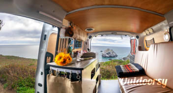 ❂ MONK'S GYPSY ❂     2018 Micro Camper Van