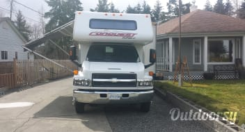 2008 Gulf Stream super C Conquest