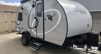 R-Pod: Easy-to-Pull, New, Affordable, and Ready for Adventures!