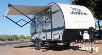 2018 Jayco Hummingbird 17BH with Baja Package