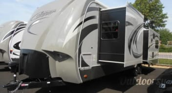 2014 Keystone Cougar High Country 321Res
