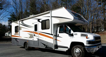 2008 Gulf Stream Conquest Ultra