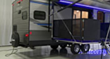 2019 Coachmen with deck, well stocked and delivered!!