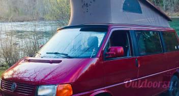 2002 Volkswagen T2 Westfalia