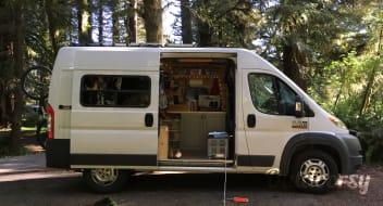 2014 Solstice Vans Promaster