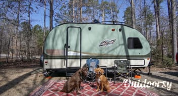 R-Dog-Pod - 2016 Forest River R-Pod