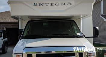Entegra Coach Odyssey - HAl208