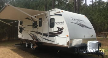 Perfect Family Trailer - 2014 Keystone Passport Bunkhouse