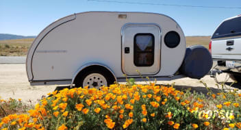 2014 Teardrop NW Sojourn Plus Trailer