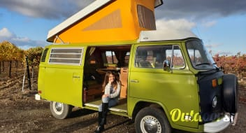 Mike the 1979 vw camper ,