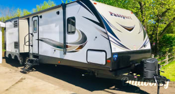 New 2019 Keystone Passport 3320BH