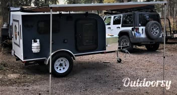 2019 Big Sky Package -- Jeep and Trailer