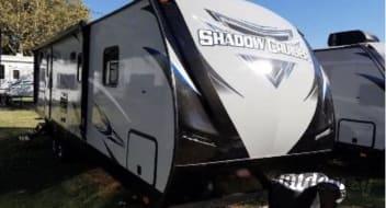 2018 shadow cruiser 277bhs