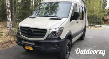 2017 Mercedes-Benz Sprinter 4X4 Van