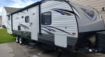 2018 Forest River Salem Cruise Lite (7k lbs)