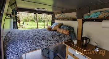 2019 Custom Camper