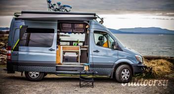 2015 Anytime Van