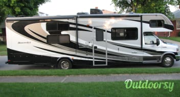 2015 Forest River Sunseeker