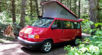 """VW Eurovan Westfalia """"Weekender"""""""