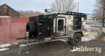 2019 Off Grid Expedition 2.0 Teardrop