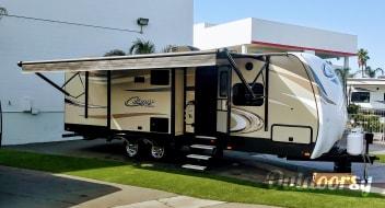 2017 Keystone Cougar Luxury Condo On Wheels!