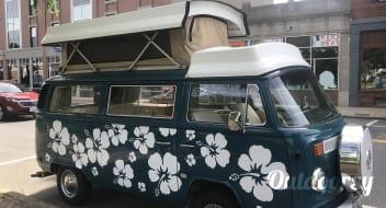 "1979 VW Westfalia ""ELVIS"""
