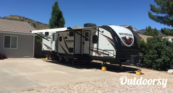 Camping and no campground reservations needed!