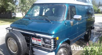 1994 GMC Vandura Sportsmobile