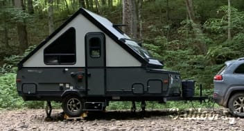 2018 Forest River Rockwood A-Frame Extreme Sports Package