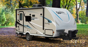 2018 Coachmen Freedom Express -will deliver, set up and pick up! Lots of included amenities.