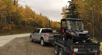 Load Trail 5' x 10' Dump Trailer