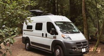 Rad ProMaster Adventure Van!