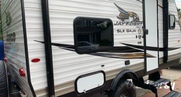2020 Jayco Baja 154BH: Off-road ready!