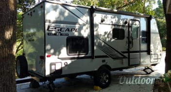 New 2019 K-Z Escape 191BH - Easy Tow - Super Light - Sleeps 5 - Bunk Beds
