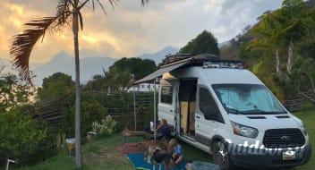Easy to Drive Adventure Van!