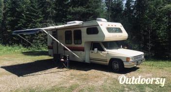 1987 Toyota slumber queen