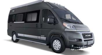 2020 Winnebago Travato Touring RV. Beautiful open floorplan