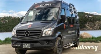 A-Lodge Adventure Van - 2017 Mercedes Sprinter