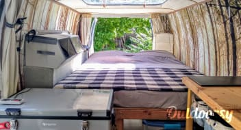 Rocky Mountain Ram Van