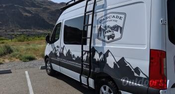 2019 Mercedes Sprinter Camper Van