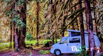 1999 Winnebago Eurovan Camper Van