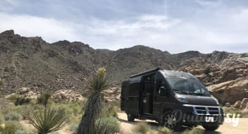 2018 Dodge Promaster RV/Camper Van