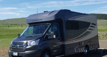 2017 Winnebago Ford Transit Winnebago Motorhome