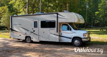 2018 Coachmen Leprechaun 260DS- Luxury Tent on Wheels!
