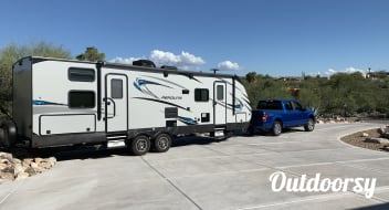2019 Aerolite Travel Trailer