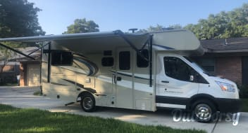 2019 Coachmen Orion (Fuel efficient weekender!)