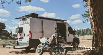 Custom Adventure Vans