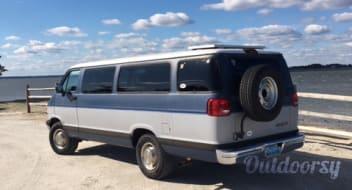 1997 Dodge 3500 Extended Camper Van