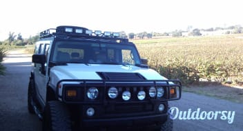 2004 Hummer H2 - The Sirius
